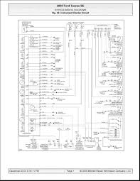 Diagram wiring ford taurus wiring diagram radio lenito saving