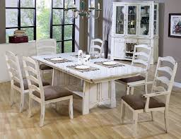 distressed dining room table and chairs simple with image of distressed dining property fresh on design