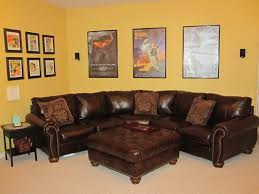 Living Room Colors With Brown Furniture Media Room Sofa Davotanko Home Interior