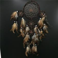 What Stores Sell Dream Catchers 100 Free Shipping Indian Dream Catcher with 100 Circles Babies 16