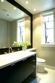 bathroom full wall mirror wall mirrors frame bathroom wall mirror mirrors with frames for full length