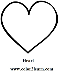Small Picture Stunning Heart Shape Coloring Pages Contemporary New Printable