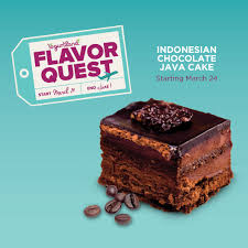 Yogurtland Blogs Flavor Profile Indonesian Chocolate Java Cake