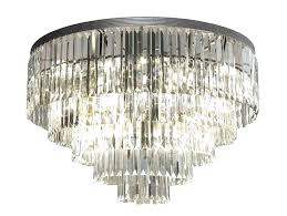 drum shade crystal chandelier flush mount chandelier crystal chandelier flush mount flush antique black drum shade