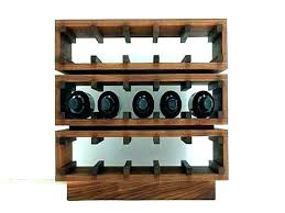 wine rack cabinet above fridge. Charming Wine Rack Cabinet Wall S Kitchen Above Fridge A