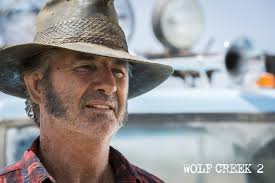 August 2016 kevinfoyle Page 15 Wolf Creek 2 is a great watch and will no doubt have you winching and willing the characters to get out of there. The final act is something special and.