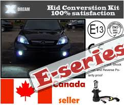 honda cr v crv hid conversion kit bi xenon