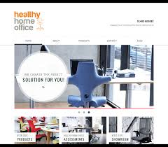 healthy home office. healthy home office a