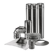 advantage exclusive duravent vent unit heater kit 3in vertical model 0370