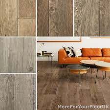details about rustic wood style vinyl flooring wood plank effect 2 6mm thick kitchen