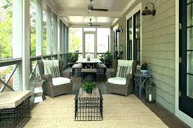 furniture for screened in porch. Screened Porch Furniture Arrangements In  . For I