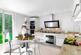 Modern White Kitchen Modern White Kitchen Interior Design Ideas