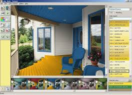 exterior house paint simulator  Exterior Paint Color Simulation program