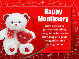 Tagalog Love Quotes For Him Tagalog Monthsary Messages Wordings and Messages 56