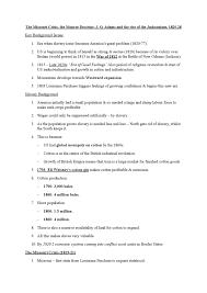 the american civil war essay oregon city schools us history the  the outcomes of the american civil war notes oxbridge notes the the american civil war antebellum