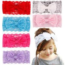 <b>Girls</b> Flowers <b>Headband Baby</b> Hair Accessories for sale | eBay