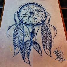 Dream Catcher Tattoo Stencils Dreamcatcher Tattoo Designs On Thigh Bkmmhld Tattoo and Piercing 13