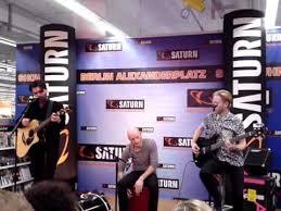 biffy clyro black chandelier live saturn berlin alexanderplatz acoustic 25 01 2016