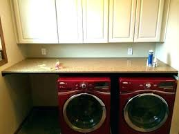 washer dryer countertop post ikea for and home depot ideas