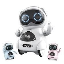 <b>Карманный интерактивный робот Jiabaile</b> - JIA-939A - купить в ...