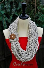 Crochet Infinity Scarf Patterns Best Ideas
