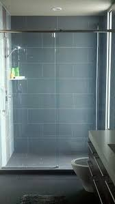 bathroom shower glass tile ideas. Beautiful Ideas Liking The Glass Tile Subtle Color Large Format Tile In Showers  Steamers  4x12 Ocean With Bathroom Shower Glass Tile Ideas