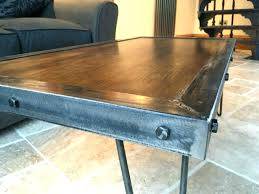 industrial style coffee table coffee table industrial style tables for home and end astounding photo ideas