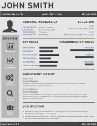 Best Resume Formats For Experienced Professionals 10 Down Town Ken