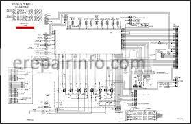 bobcat skid steer s300 wiring diagram bobcat 610 wiring diagram bobcat s250 s300 service repair manual skid steer loader 6904158 3 on bobcat 610 wiring diagram