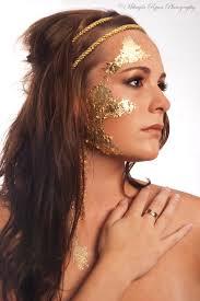 makeup ideas dess makeup fashion dess gold gold leaf greek headshots makeup