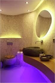 Led Bathroom Vanity Light Fixtures Sandy Brown Futuristic Shower - Led bathroom vanity