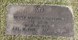 Betty Matney Gulezian (1921-1962) - Find A Grave Memorial