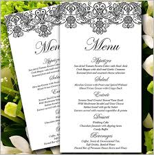 Formal Dinner Menu Template Awesome Formal Invitation Templates 48 Free PSD Vector EPS AI Format