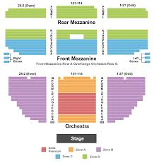 Pretty Woman Seating Chart Nederlander Theatre Ny Seating Charts For All 2019 Events
