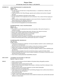 Mammography Resume Mammography Resume Samples Velvet Jobs 1