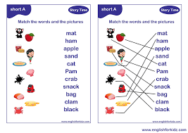 Choose the word that has a particular sound. Vowel Phonics Kit Worksheets Flashcards Reading Comprehension