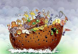 Image result for best images for the ark of Noah was not built on its own.