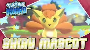 CATCHING MY SHINY MASCOT! | 40 Encounters! | Pokemon Sword and Shield Ultra  Shiny Vulpix - YouTube