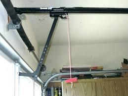 garage door chain loose outstanding garage door chain loose s garage door chain tension adjustment