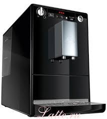 <b>Melitta CaffeO SOLO</b> черная автоматическая <b>кофемашина</b>