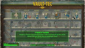 Fallout 4 Level Up Chart Fallout 4 Perks Guide How To Build The Best Character In