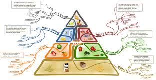 food pyramid 2015 in spanish. Interesting 2015 Philippe Packu  The Food Pyramid Revisited With A Mind Map In Food Pyramid 2015 Spanish