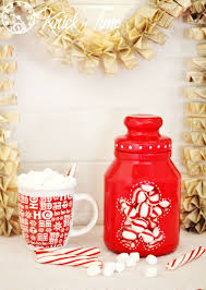 How To Decorate A Cookie Jar Easy Gingerbread Man Christmas Candy Jar Hometalk 43