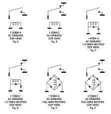 item w9as1a52 120 9a miniature power relays spst no 30 amp w9a miniature power relays wiring diagram dimensions