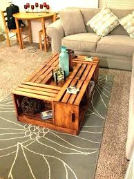 wooden crate coffee table coffee table made out of wooden crates wine box coffee table best crate coffee tables ideas wooden crate coffee table instructions