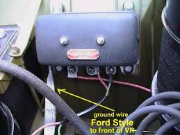 wiring or re wiring steps for you early to mid wwii jeep now install the wires to the regulator previous picture shows the willy s style the ford style is flat ground cable and was connected to the front voltage