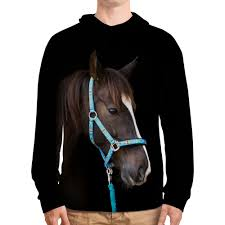 """<b>Толстовка с</b> полной запечаткой """"Лошадь"""" #2565059 от weeert ..."""