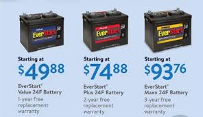 Is Walmarts Valuepower Everstart Value Car Battery Any Good