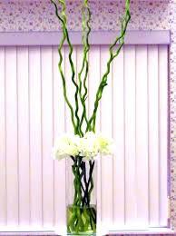tall clear glass vases floor vase decoration ideas decorative large ikea