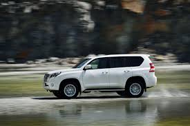 Toyota Land Cruiser Gets New 177PS 2.8L Turbo Diesel, 6sp Auto In ...